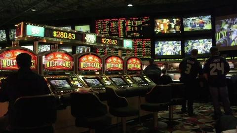 PBS NewsHour -- Amid March Madness, a push to legalize sports betting