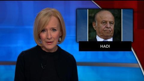 PBS NewsHour -- News Wrap: Saudi Arabia promises to defend Yemen from rebels