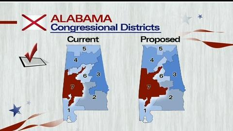 PBS NewsHour -- High Court weighs in on pregnant workers, Ala. redistricting