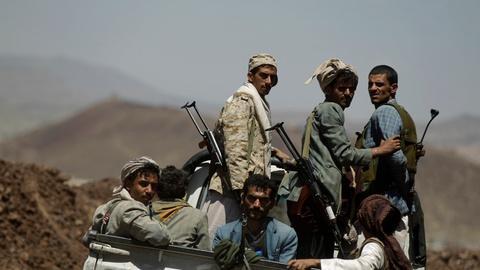 PBS NewsHour -- Who will fill Yemen's power vacuum?