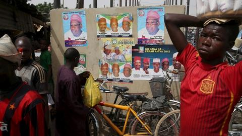 PBS NewsHour -- Will Nigeria see first-ever democratic transition of power?