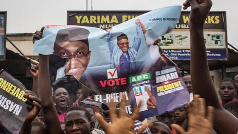 PBS NewsHour -- Why Nigeria voted for new leadership