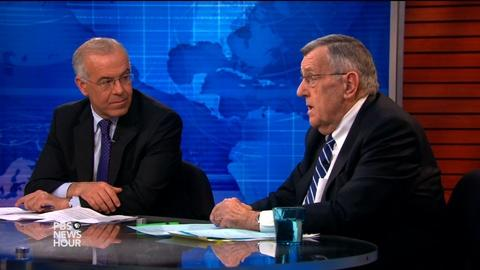 PBS NewsHour -- Shields and Brooks on making a deal with Iran