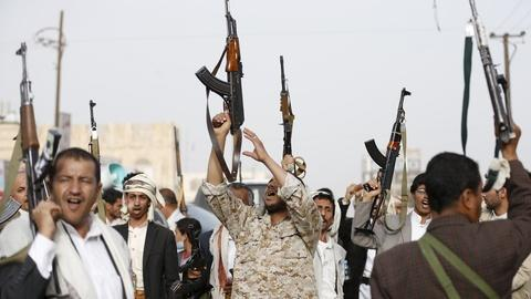 PBS NewsHour -- What drove a small sect to take control of Yemen?