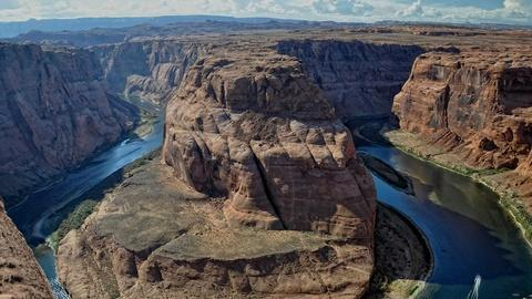 PBS NewsHour -- Ultimate tourist experience could threaten the Grand Canyon