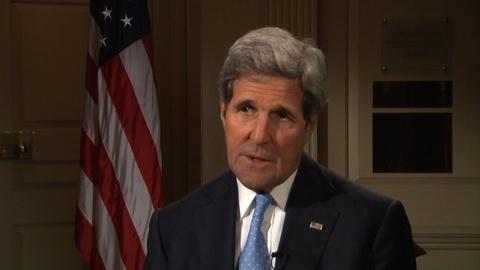 PBS NewsHour -- Kerry: Iran must disclose past nuclear military activities