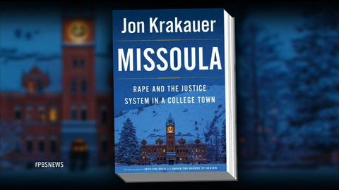 PBS NewsHour -- Jon Krakauer tackles campus rape in 'typical' college town