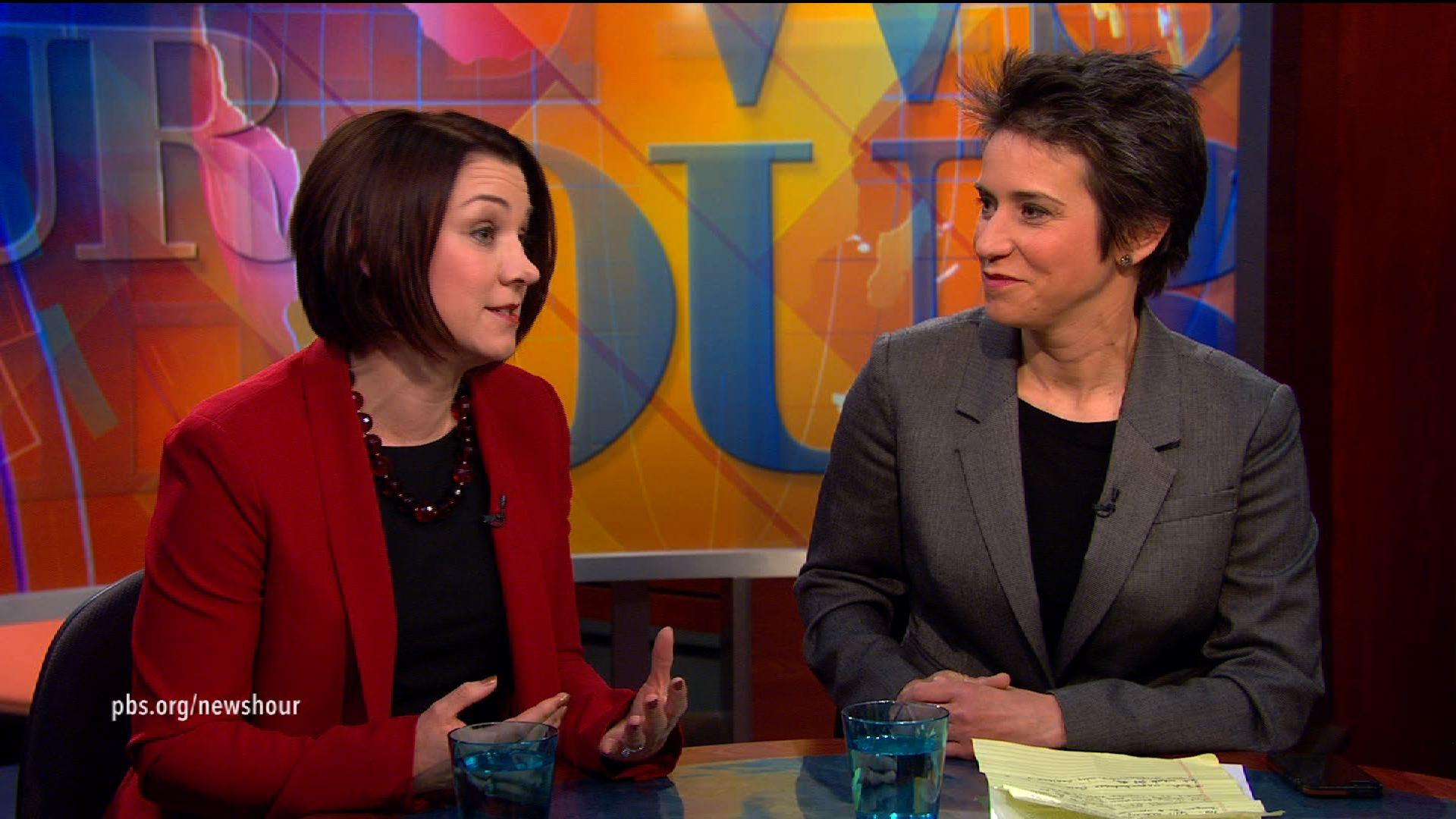 Pbs Newshour Two Families Opposite Views Of The Gay Marriage