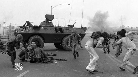 PBS NewsHour -- Reliving fall of Saigon with Vietnam vets and journalists