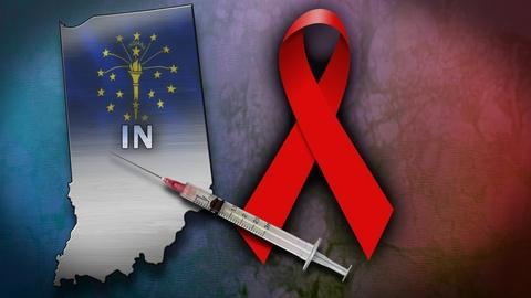 PBS NewsHour -- Rural Indiana struggles with drug-fueled HIV epidemic