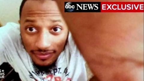 PBS NewsHour -- Investigators question Texas shooters' connection to IS