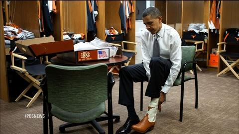 PBS NewsHour -- See photos of President Obama visiting the 50 states
