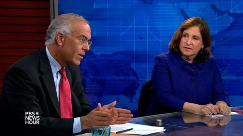 PBS NewsHour -- Brooks and Marcus on Cameron's victory