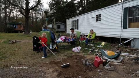 PBS NewsHour -- Not Trending: Trailer park residents face harsh evictions