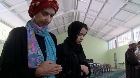 PBS NewsHour -- Does Cape Town's open mosque mean an evolving Muslim faith?