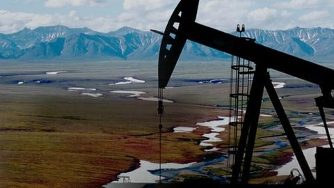 PBS NewsHour -- Obama administration clears hurdles for drilling off Alaska