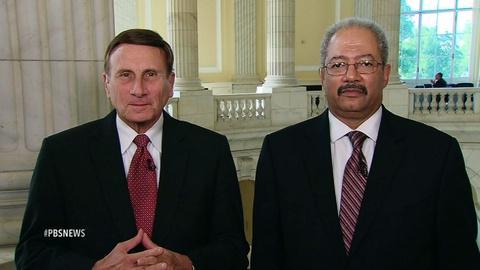 PBS NewsHour -- Amtrak crash drives Capitol Hill debate over funding