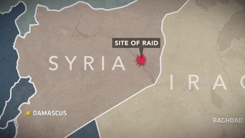 PBS NewsHour -- Inside the ground raid that took out an ISIS leader in Syria