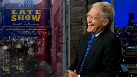 PBS NewsHour -- David Letterman says goodnight to late night