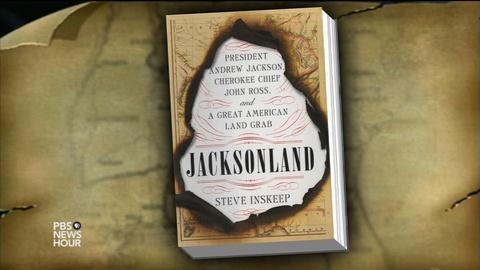 PBS NewsHour -- New book explores dark choices of American expansion