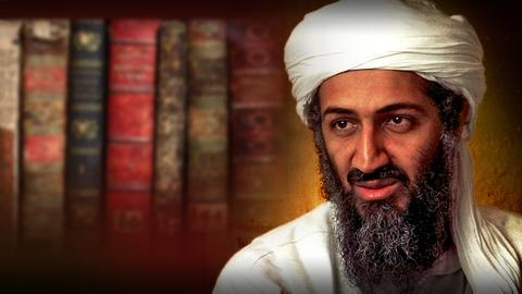 PBS NewsHour -- Bin Laden bookshelf shows scholarship of American policy