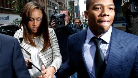 PBS NewsHour -- Ray Rice's charges were dropped. How unusual is that?