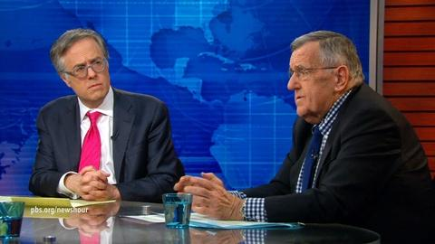 PBS NewsHour -- Shields and Gerson on GOP's Patriot Act rift