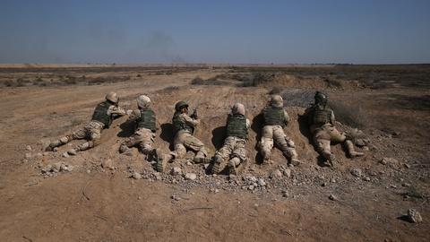 PBS NewsHour -- Are strained relations with Iraq hurting the IS fight?
