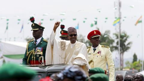 PBS NewsHour -- Will Nigeria's new president reset relations with the U.S.?