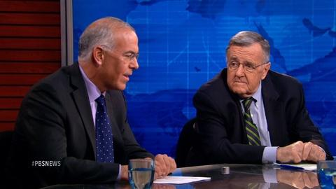 PBS NewsHour -- Shields and Brooks on Dennis Hastert charges
