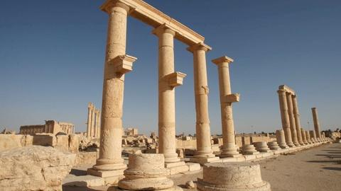 PBS NewsHour -- What does ISIS control mean for the people of Palmyra?