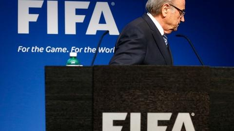 PBS NewsHour -- Does the end of Sepp Blatter mean a new era for soccer?