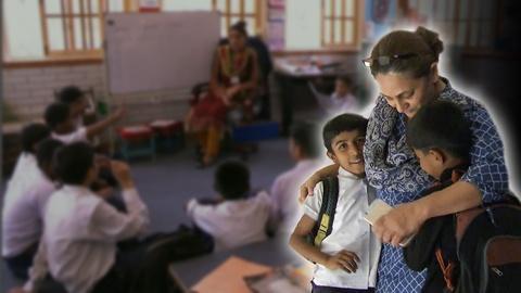 PBS NewsHour -- Experimental Karachi school teaches students to aim high