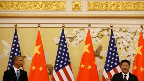 PBS NewsHour -- Opposite parties, same goal: change U.S.-China relations