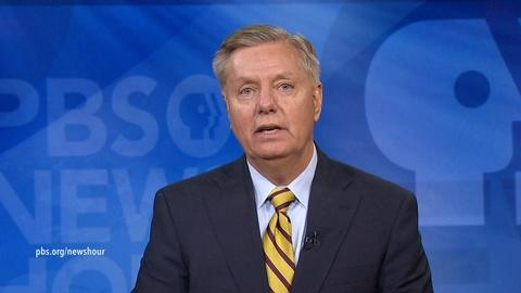 PBS NewsHour -- Sen. Lindsey Graham on fighting IS, securing Social Security