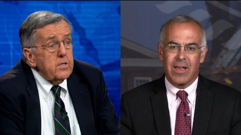 PBS NewsHour -- Shields and Brooks discuss Clinton on voting rights