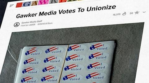 PBS NewsHour -- What Gawker's vote to unionize means for the media industry