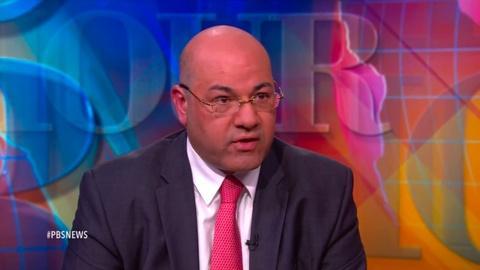 PBS NewsHour -- Ambassador: Iraq can't wait years to defeat Islamic State