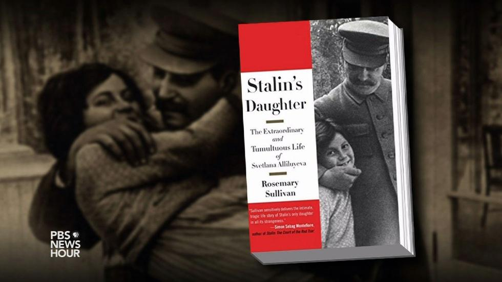 The extraordinary life of Stalin's daughter image