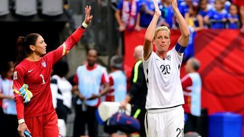PBS NewsHour -- World Cup elimination round will challenge U.S. women