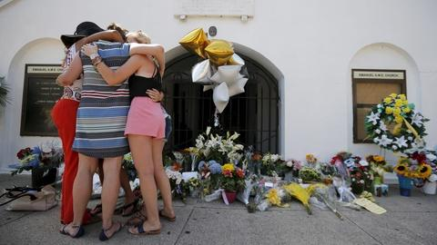 PBS NewsHour -- Deadly Charleston shooting rocks nation