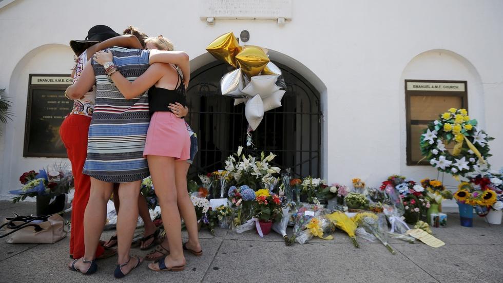 Deadly Charleston shooting rocks nation image