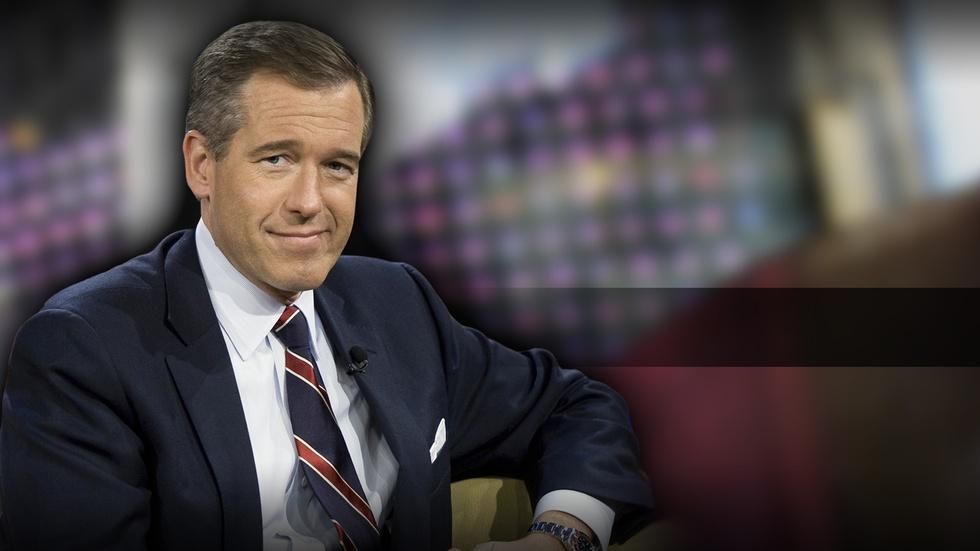 Despite lies, Brian Williams will still report breaking news image