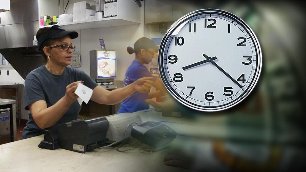 Are bosses cheating workers out of overtime? image