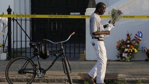 PBS NewsHour -- South Carolina still reeling after devastating hate crime