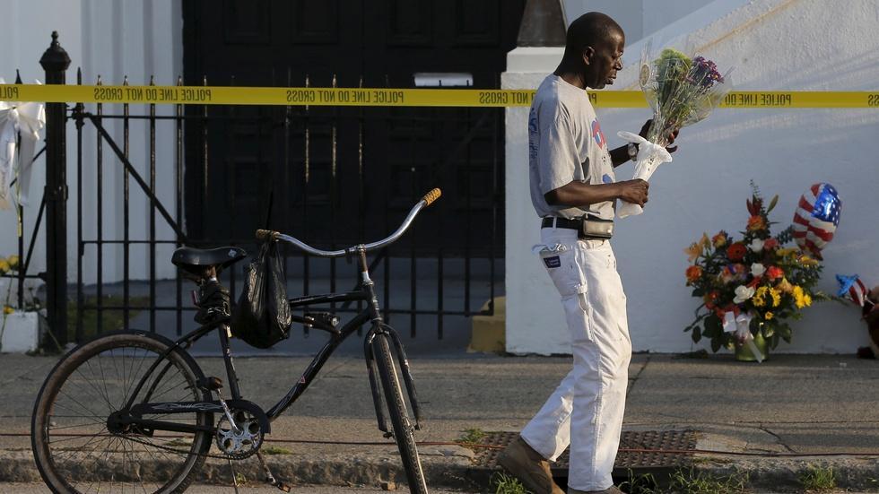 South Carolina still reeling after devastating hate crime image