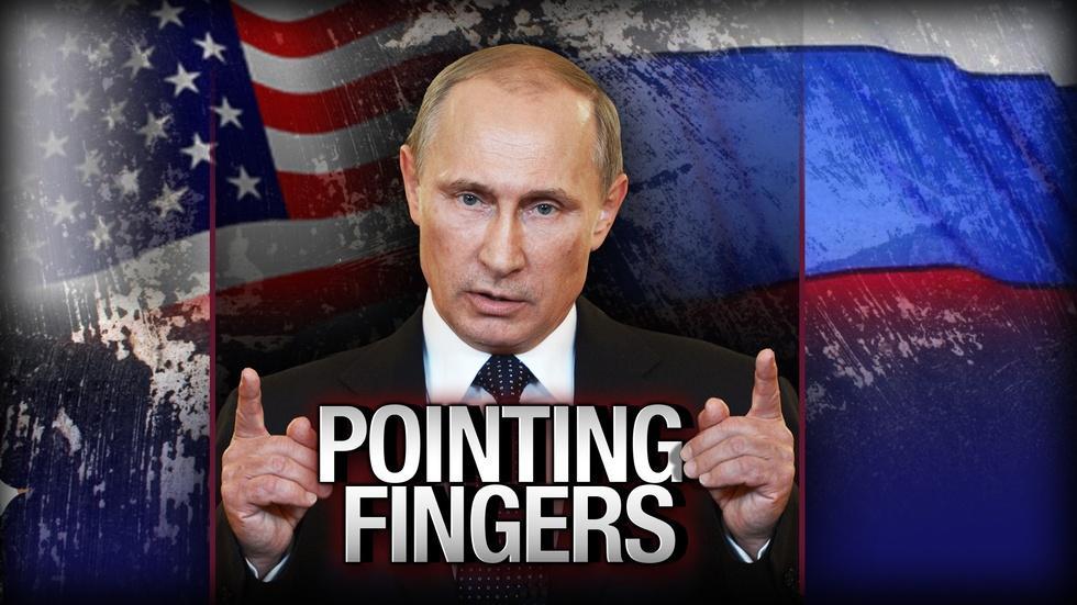 Charlie Rose on how Vladimir Putin sees the world image