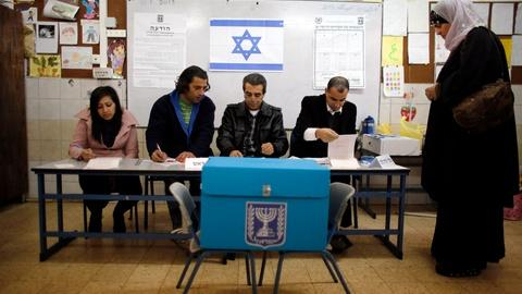 PBS NewsHour -- Israeli Arabs join forces in Knesset to change status quo