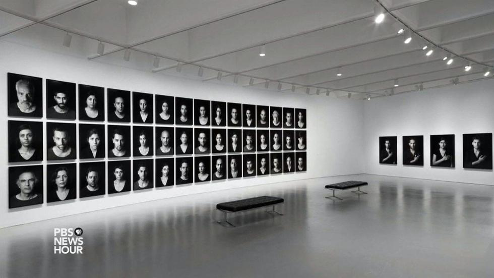 Shirin Neshat translates Iranian history through art image