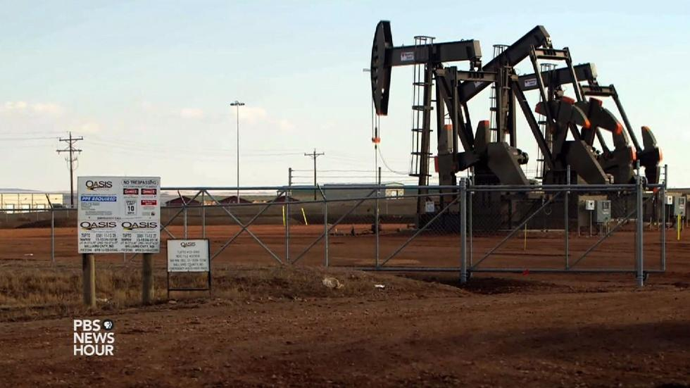 Why North Dakota's oil fields are so deadly for workers image